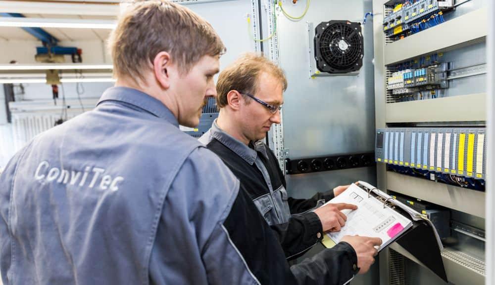 ConviTec Anlagenbau Planung