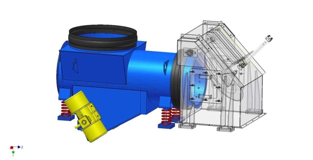 ConviTec Rohrförderer 3-D