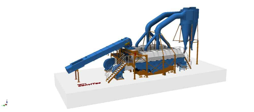 ConviTec Altsandkühler 3-D