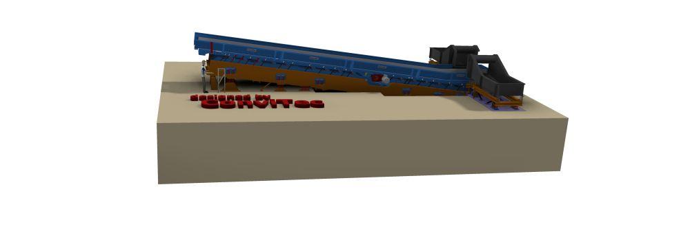 ConviTec Schubkurbelförderer 3-D